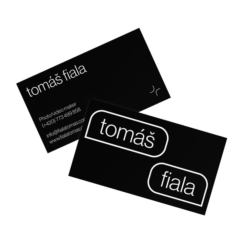Tomas Fiala – visual identity