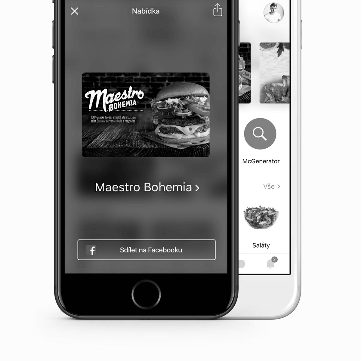 McDonald's– mobile app